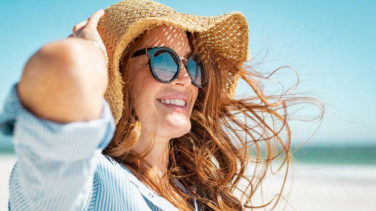 poros abiertos prevencion evitar el sol