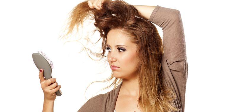 caída del cabello en mujeres cuidado
