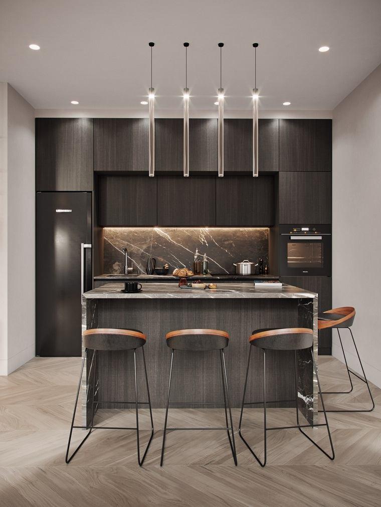 cocina-pequena-colores-oscuros-20221
