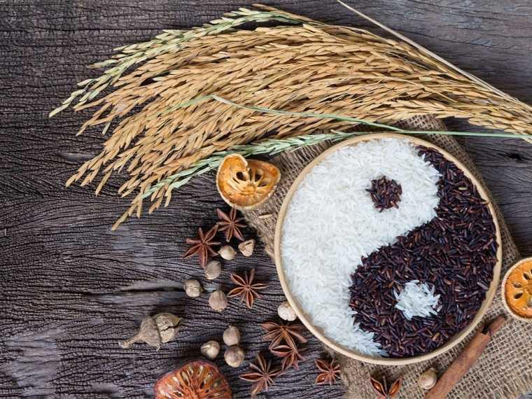comida feng shui-consejosYin-Yang