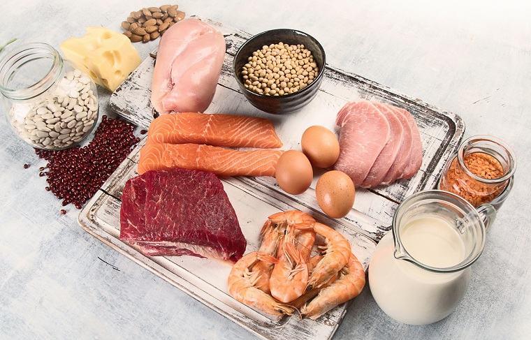 consejos para adelgazar-anos-50-obtener-proteina
