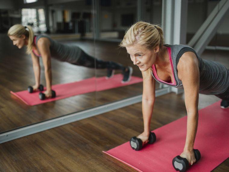 consejos-para-adelgazar-comida-gimnasio
