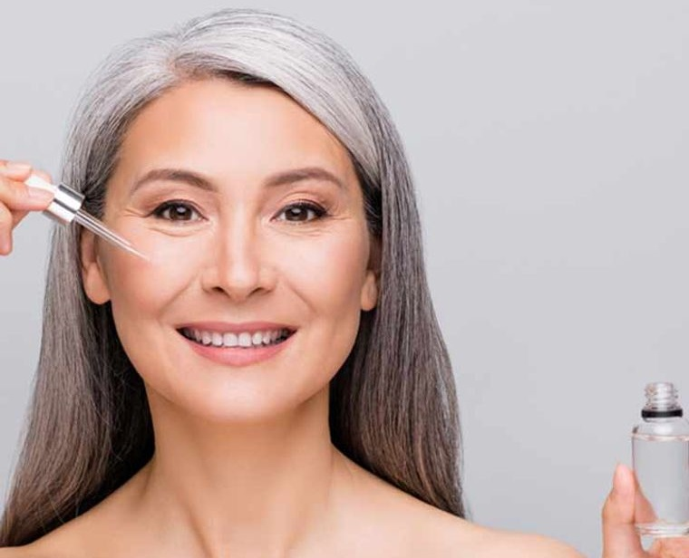 cuidado facial aceites