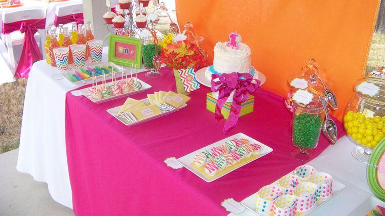 cumpleaños decoracion secilla