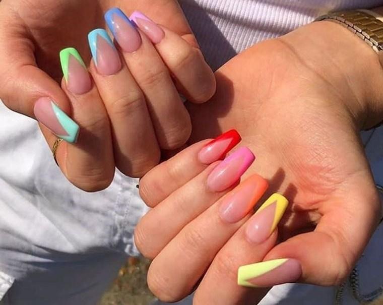 diseño color para cada uña
