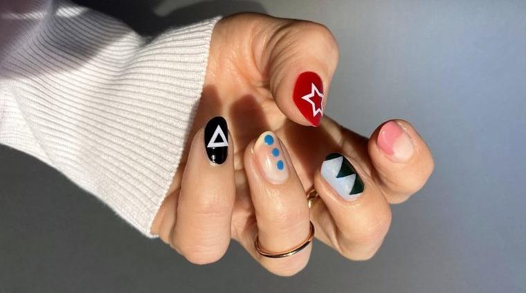 diseño independiente uñas creativas