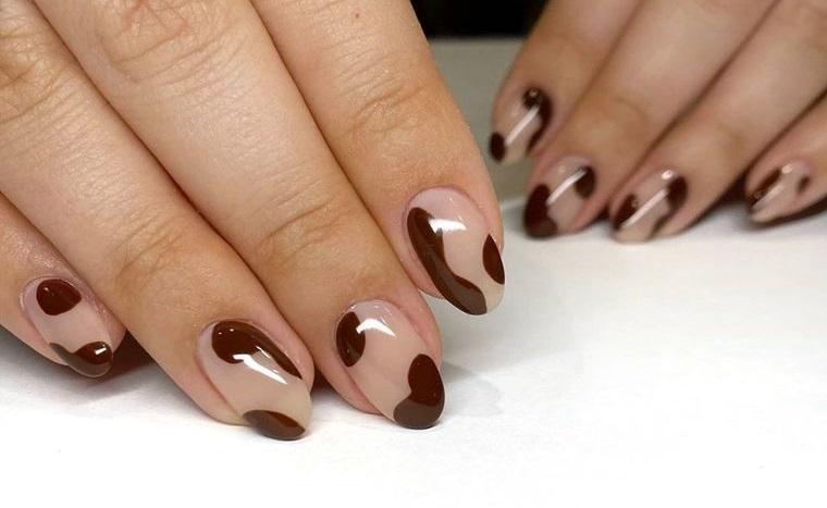 diseño independiente uñas decoradas original
