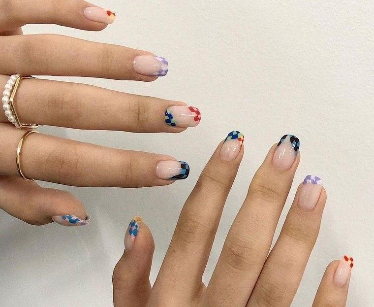 diseño independiente uñas originales