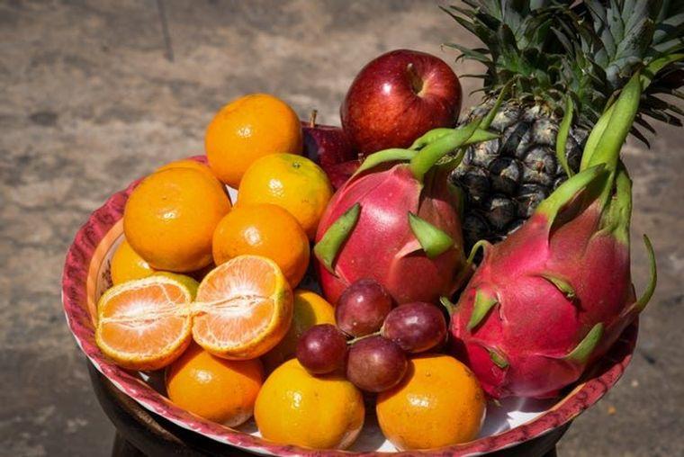 feng shui fruta energia positiva