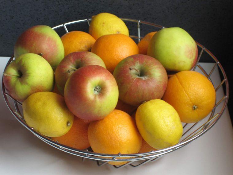 feng shui frutas interior hogar