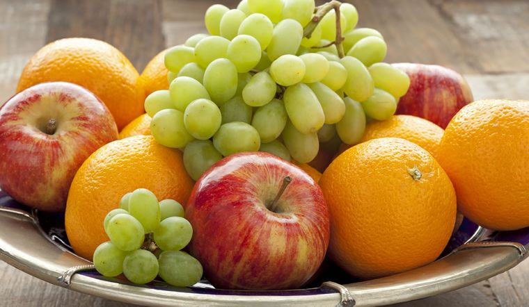 feng shui frutas para buena energia