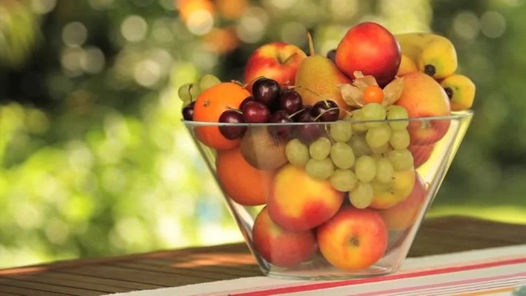 feng shui frutas para prosperidad en bol