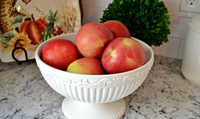 feng shui manzanas buena energia