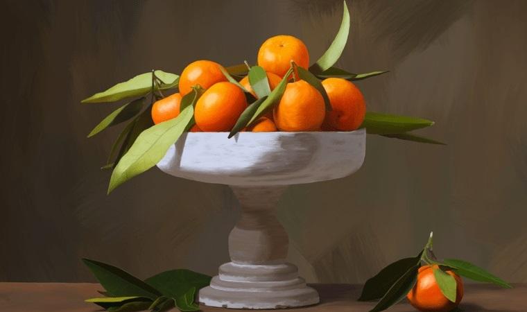 feng shui naranjas para limpiar energia