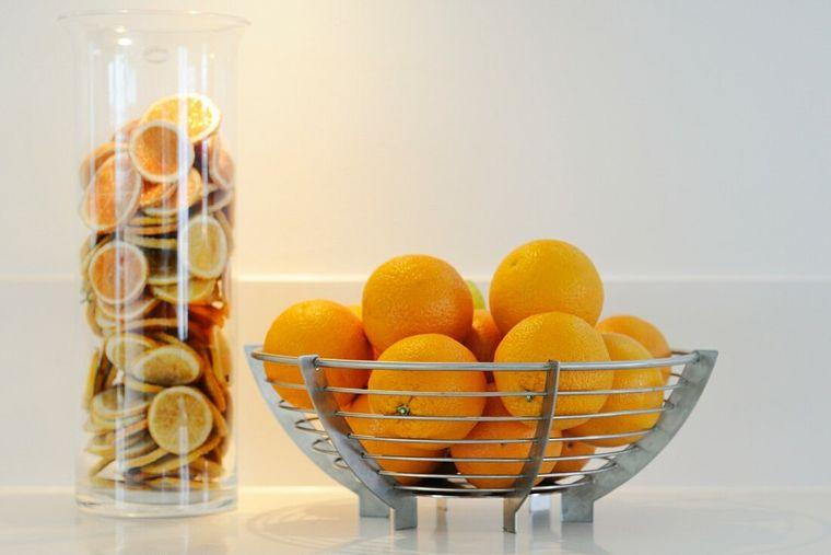 feng shui naranjas purifica