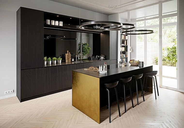 ideas-cocina-color-negro-estilo