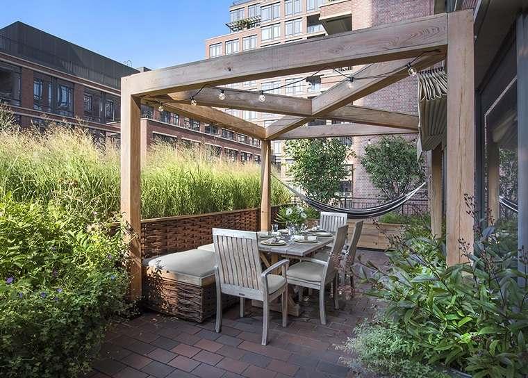 jardin-pequeno-Todd Haiman Landscape Design-ideas