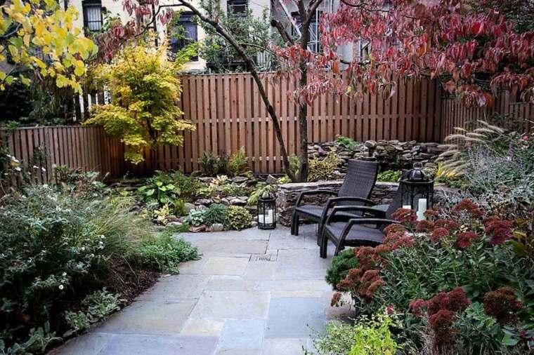 jardines pequeños con encanto-plantas-2021
