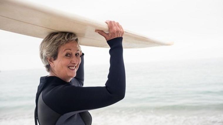 Los 7 mandamientos -mujer-50-anos-debe-deporte