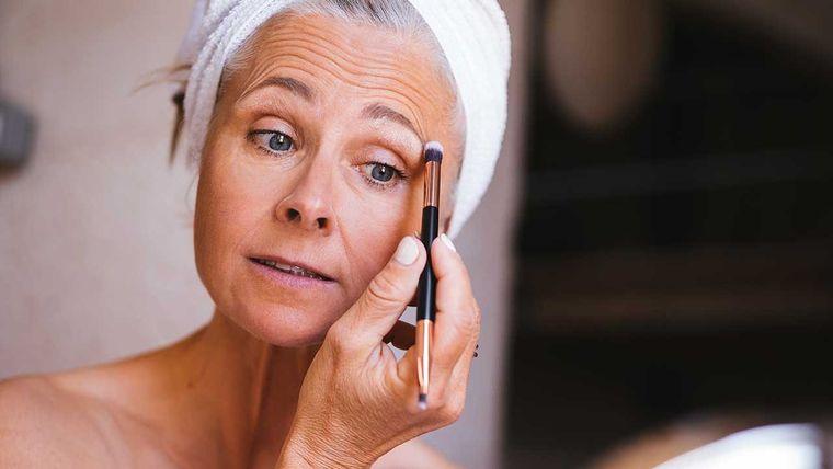 maquillaje natural consejos mujeres maduras