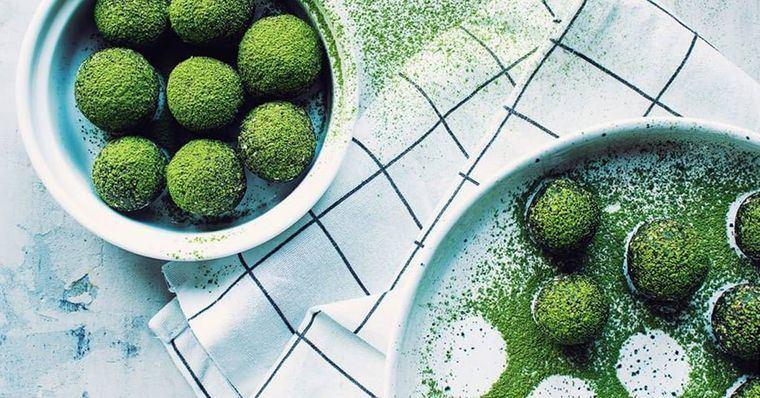 Semillas de cáñamo y espirulina – Deliciosas bolas energéticas para probar