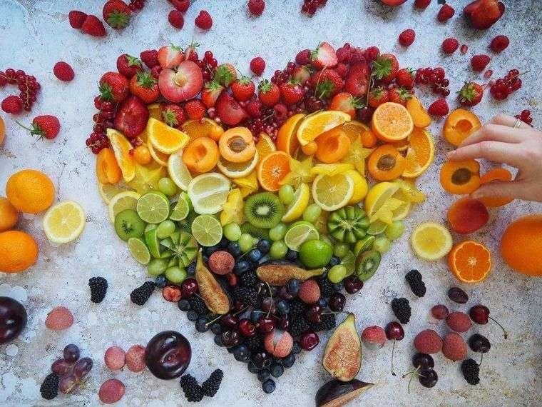 sistema inmunológico fuerte alimentacion saludable