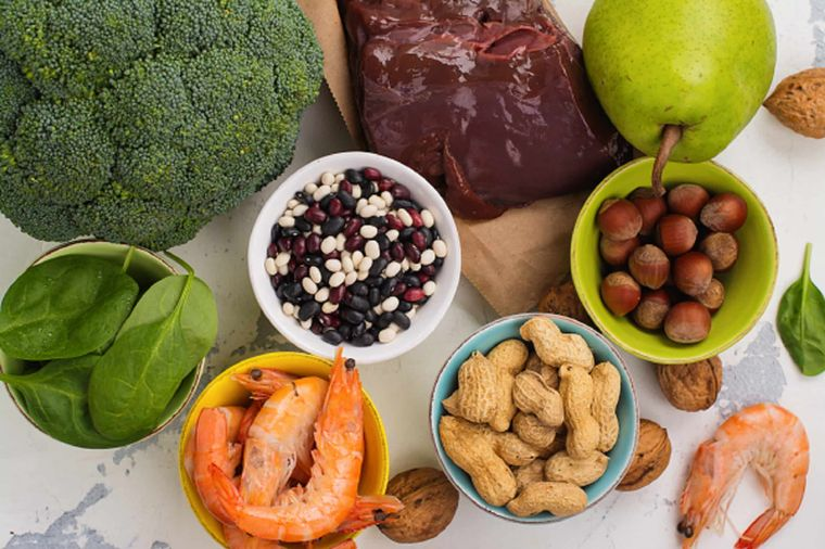 sistema inmunológico fuerte alimentos con minerales