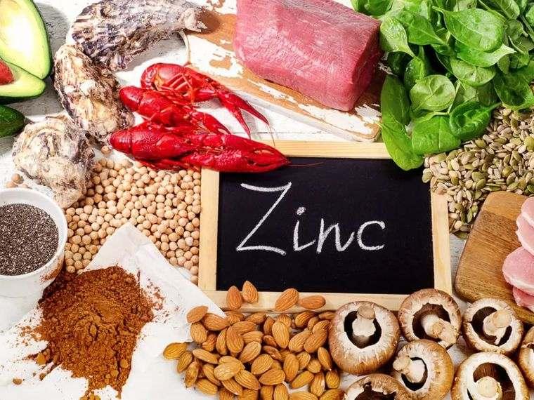 sistema inmunológico fuerte alimentos con zinc