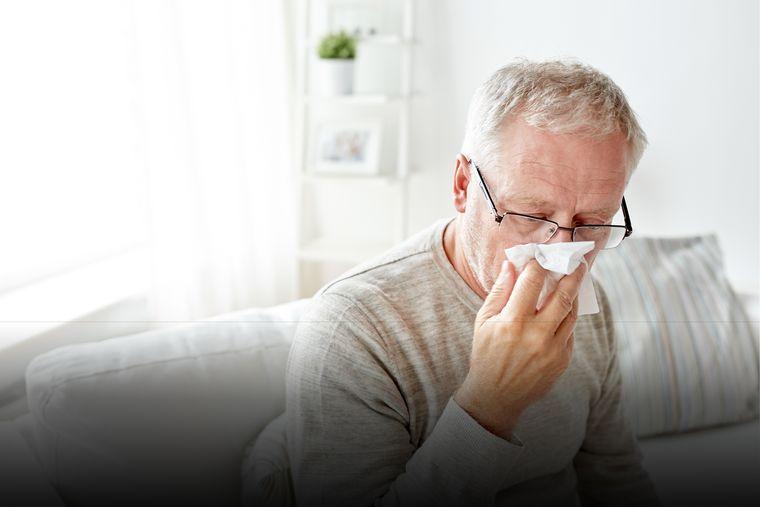sistema inmunológico fuerte declina por edad