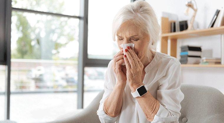 sistema inmunológico fuerte en personas mayores