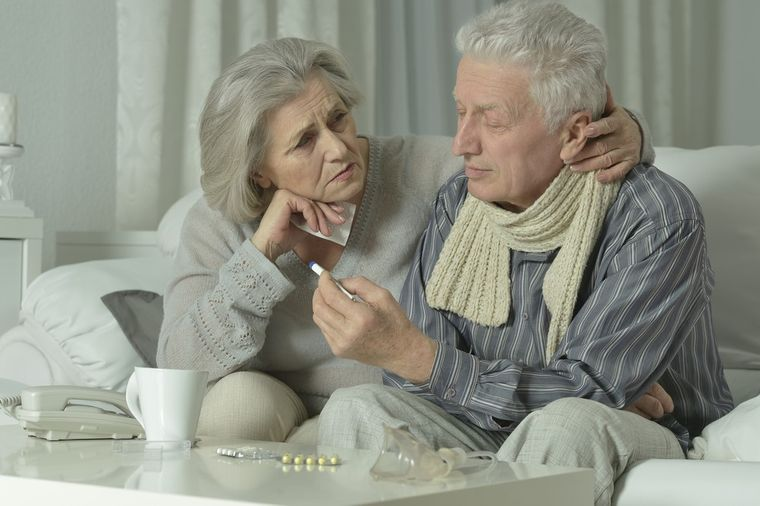 sistema inmunológico fuerte personas mayores