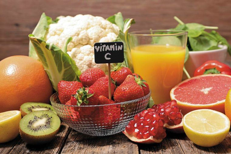 sistema inmunológico fuerte vitamina c