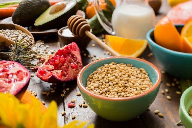 sistema inmunológico fuerte vitaminas solubles en agua