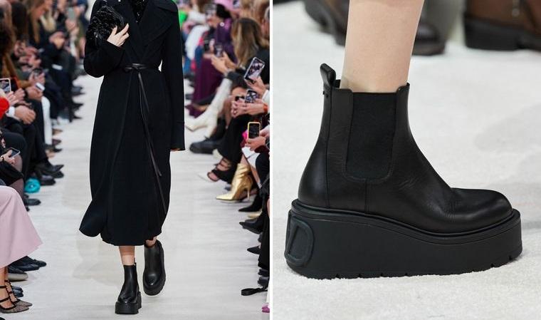 zapatos de moda para mujer