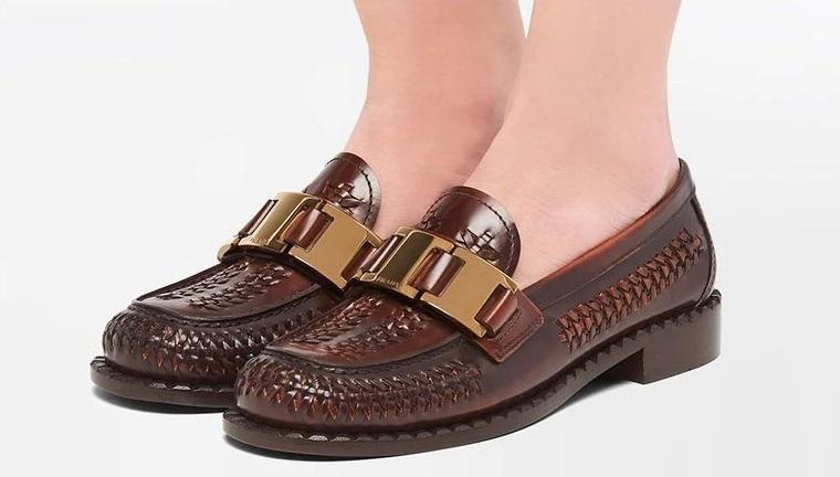 zapatos de mujer mocasines