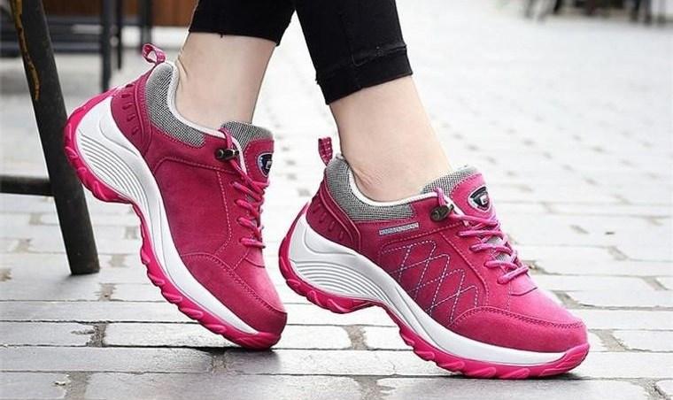 zapatos deportivos mujer