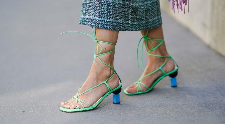 zapatos diseño para mujer