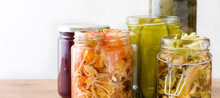 acidez estomacal alimentos fermentados