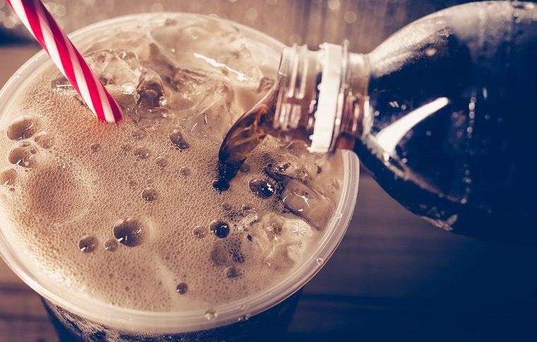 acidez estomacal bebidas con gas