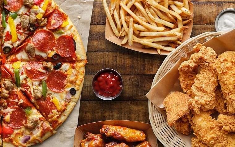 acidez estomacal comida frita
