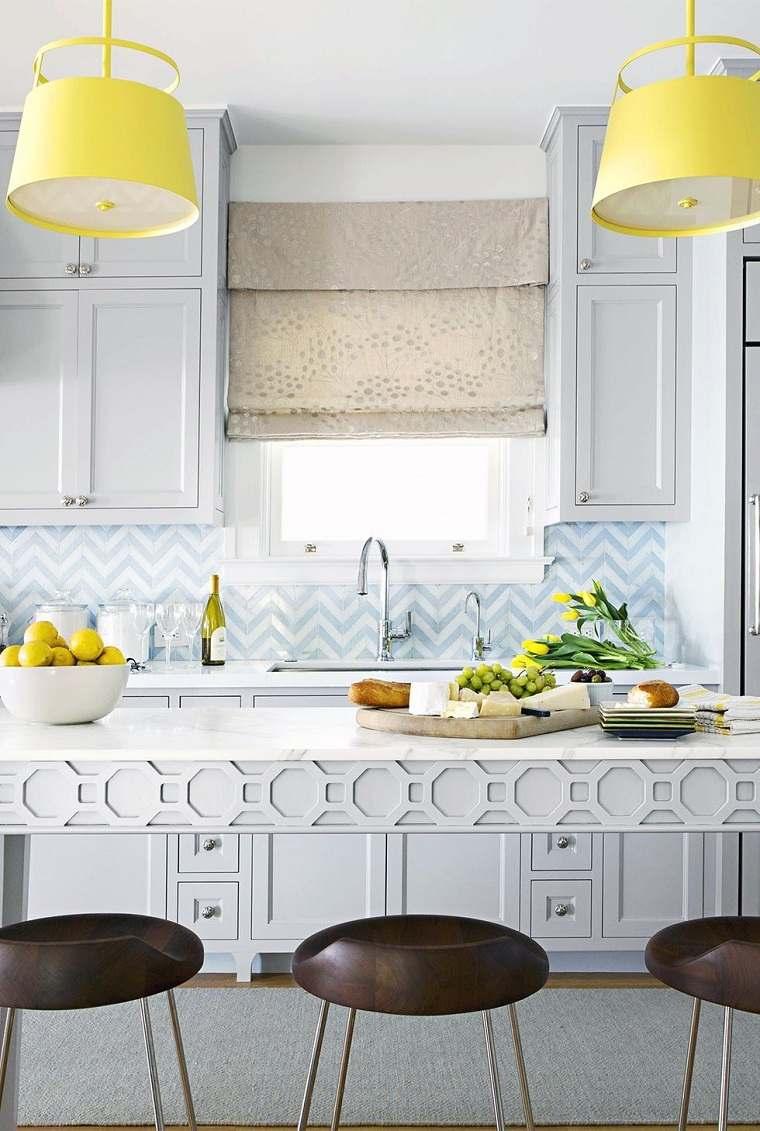 cocina-color-amarillo-ideas-casa