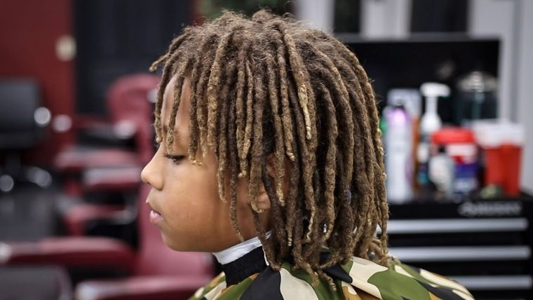 cortes de cabello largo con rastas