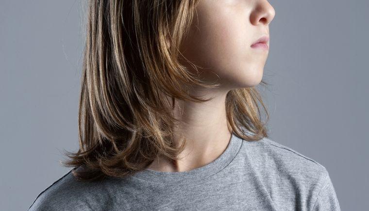 cortes de cabello largo cuidados para niños