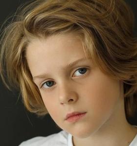 cortes de cabello largo para niños