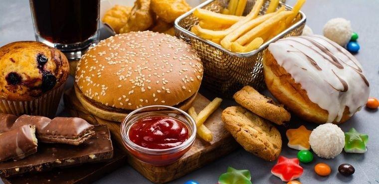 desintoxicar el cuerpo evitar alimentos procesados