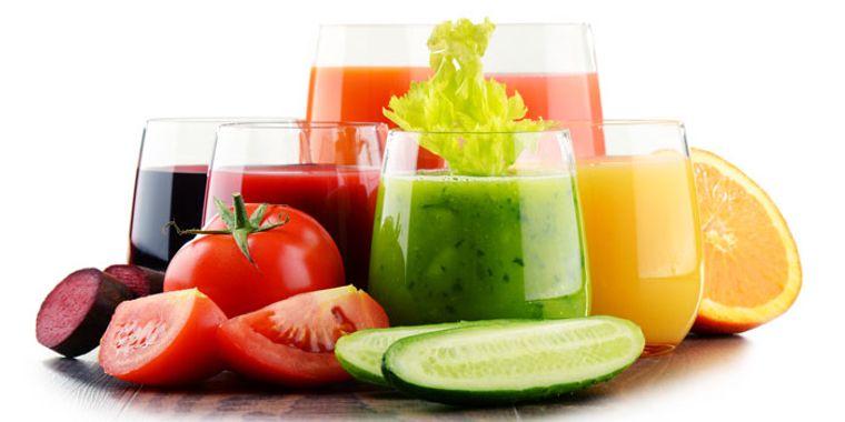 desintoxicar el cuerpo jugos verduras