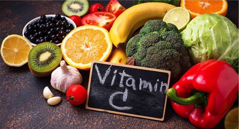 desintoxicar el cuerpo vitamina C