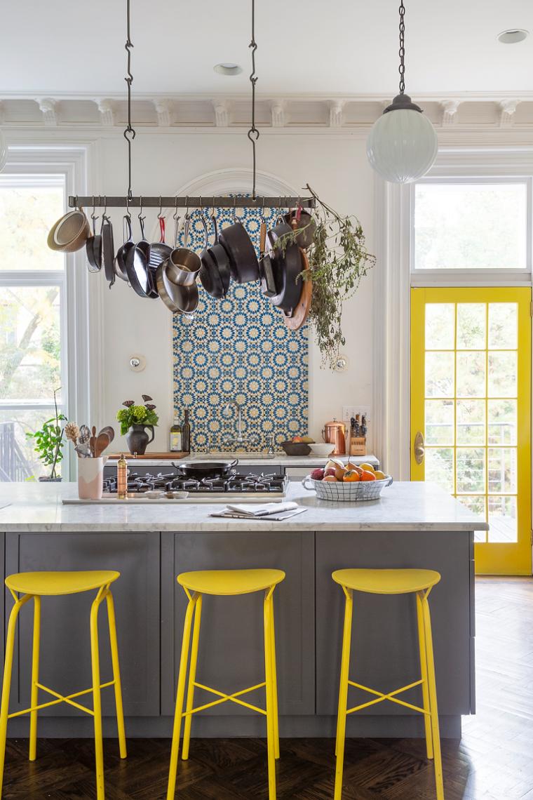 diseno-cocina-color-amarillo-ideas