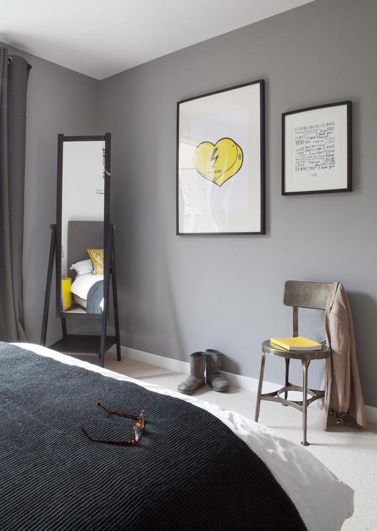 gris-amarillo-diseno-interior