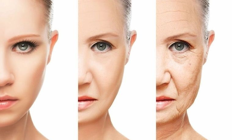 mayores de 50 cambios en la piel